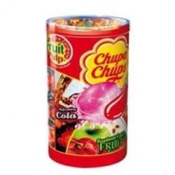150 Sucettes Acidulées Chupa Chups