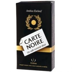 12 Paquets de Carte Noire Café Moulu Classique 225 G