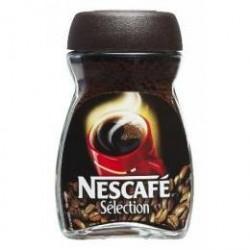 12 Pots de Nescafé Sélection Flacon 12 x 50 G