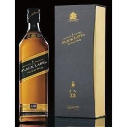Whisky Johnnie Walker Black Label 40 % 70 CL