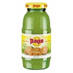 12 Bouteilles de Pago Nectar Orange 12 x 20 CL