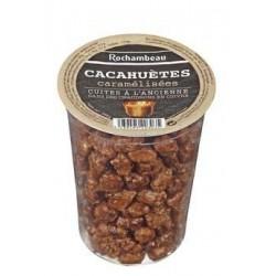4 Paquets de Cacahuètes Caramélisées Rochambeau 4 x 300 G