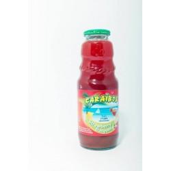 6 Bouteilles de Caraïbos Strawberry Daïquiri 6 x 1 L