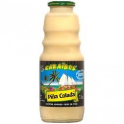 6 Bouteilles de Caraïbos Pina Colada 6 x 1 L