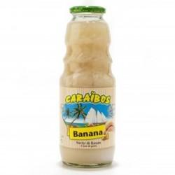6 Bouteilles de Caraïbos Banane 6 x 1 L