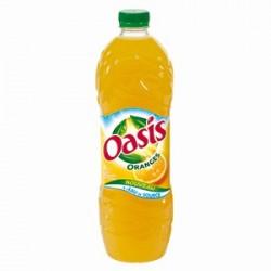 6 Bouteilles de Oasis Orange 6 x 2 L