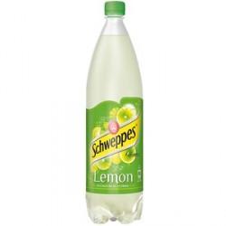 6 Bouteilles de Schweppes Lemon 6 x 1.5 L