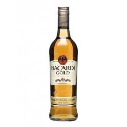 Rhum Bacardi Gold 37.5° 70 CL