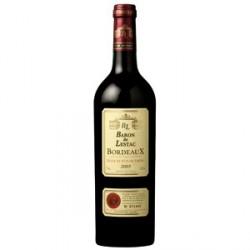 6 Bouteilles de Vin Rouge Baron de Lestac 6 x 75 CL