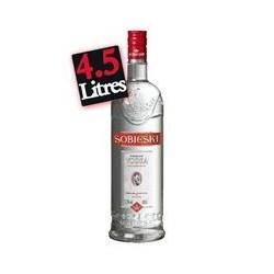 Magnum de Vodka Sobieski 37.5° 4,5 L