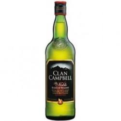 Magnum de Whisky Clan Campbell 40 ° 1.5 L