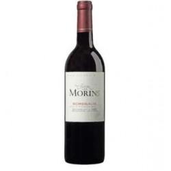 6 Bouteilles de Vin Château Les Morins 6 x 75 CL