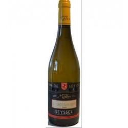 6 Bouteilles de Vin Blanc Maison Mollex Seyssel la Tacconnière 6 x 75 CL
