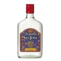 Tequila San José Silver 25° 70 CL