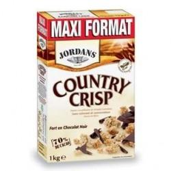 Country Crisp Chocolat Noir Jordans 550 G