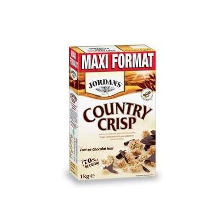 1 Kilo de Country Crisp Chocolat Jordans 1 KG Grossiste alimentaires, bonbons en gros avec ClicMarket