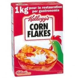 1 Kilo de Corn Flakes Kellogg's 1 KG
