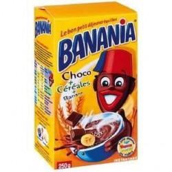 12 Paquets de Banania 12 x 250 G