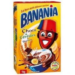 1 Kilo de Chocolat en Poudre Banania 1 KG