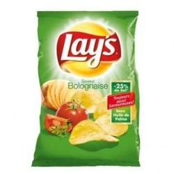 20 Paquets de Chips Saveur Bolognaise Lay's 20 x 145 G