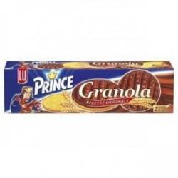 9 Paquets de Granola Chocolat au Lait Prince de Lu Biscuits 9 x 200 G