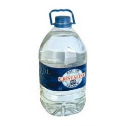 Bidon d'Eau de Source Cristaline 5 L