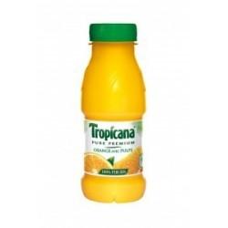 12 Bouteilles de Tropicana Orange avec Pulpe 12 x 25 CL