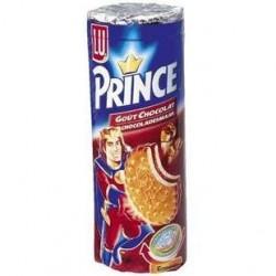 12 Paquets de Prince de Lu Goûter Chocolat 12 x 300 G
