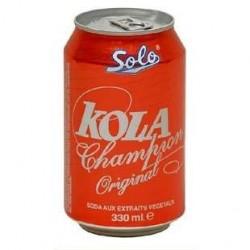 24 Canettes de Kola Champion Original 24 x 33 CL