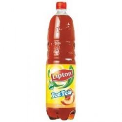6 Bouteilles de Lipton Ice Tea Pêche 1,5 L