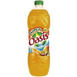 6 Bouteilles de Oasis Tropical 6 x 2 L