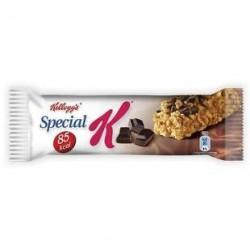 30 Barres de Céréales Special K au Chocolat 30 x 21.5 G