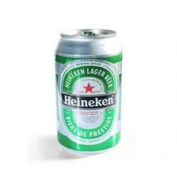 24 Canettes de Heineken Bière de Prestige 24 x 33 CL
