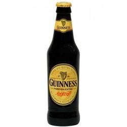 24 Bouteilles de Guinness Foreign Extra 4.9° 24 x 33 CL