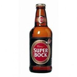 24 Bouteilles de Bière Super Bock 5.2° 24 x 25 CL
