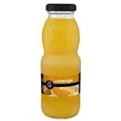 24 Bouteilles de Gilbert Jus d'Orange 24 x 25 CL
