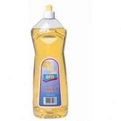 3 Bouteilles de Liquide Vaisselle au Citron Aro 3 x 1 L