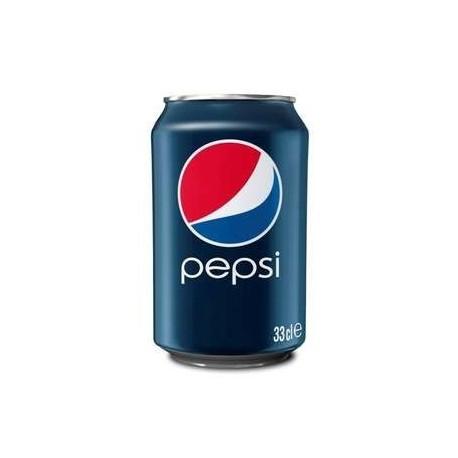 24 Canettes de Pepsi 24 x 33 CL