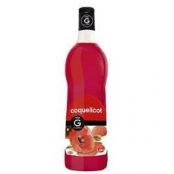 Sirop de Coquelicot Gilbert 1 L