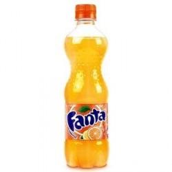 12 Bouteilles de Fanta Orange 12 x 50 CL