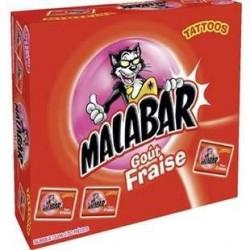 200 Malabar Goût Fraise