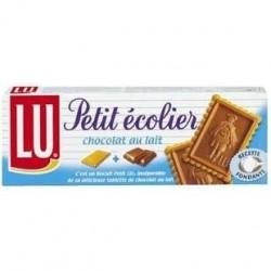6 Paquets de Petit Écolier de Lu Biscuits Chocolat au Lait 6 x 150 G