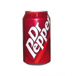 24 Canettes de Dr Pepper 24 x 33 CL