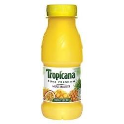 12 Bouteilles de Tropicana Multifruits 12 x 25 CL