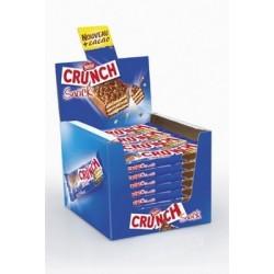 28 Barres Chocolatées de Crunch Snack 28 x 37 G