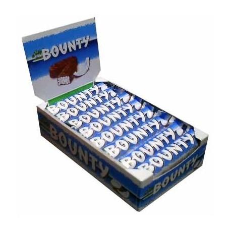 24 Barres Chocolatées Bounty 24 x 57 G
