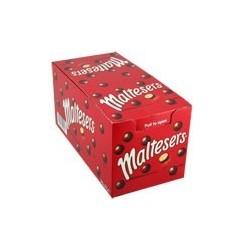25 Sachets de Maltesers 25 x 37 G