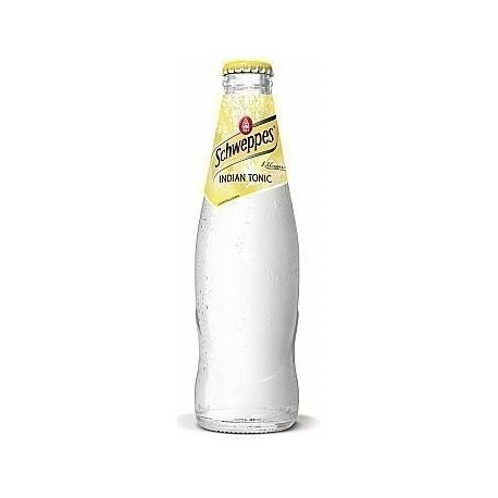 24 bouteilles de schweppes indian tonic verre consign 24 x 25 cl grossistes boissons. Black Bedroom Furniture Sets. Home Design Ideas