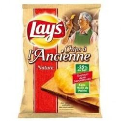 20 Paquets de Chips à l'Ancienne Lay's 20 x 145 G