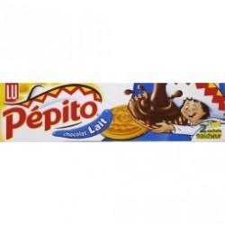 6 Paquets de Pépito de LU Biscuits au Chocolat au Lait  6 x 200 G